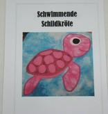 """Patchworkanleitung """"Schwimmende Schildkröte"""""""