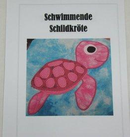 """Anleitung """"Schwimmende Schildkröte"""""""