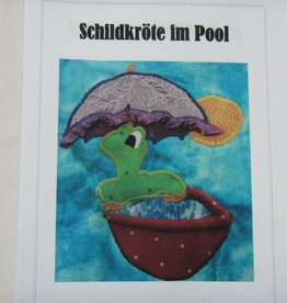 "Anleitung ""Schildkröte im Pool"""