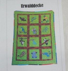 "Anleitung ""Urwalddecke"""