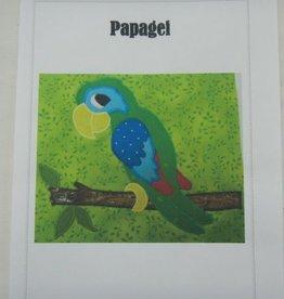 "Anleitung ""Papagei"""