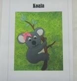 """Patchworkanleitung """"Koala"""""""