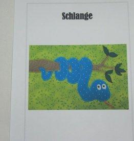 """Anleitung """"Schlange"""""""