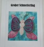 """Patchworkanleitung """"Großer Schmetterling"""""""