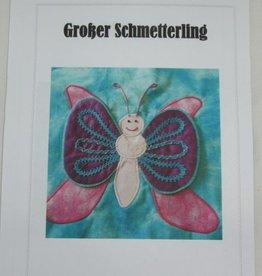 """Anleitung """"Großer Schmetterling"""""""
