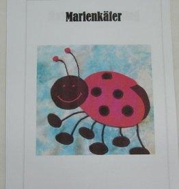 """Anleitung """"Marienkäfer"""""""