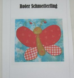 "Anleitung ""Roter Schmetterling"""