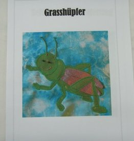 """Anleitung """"Grashüpfer"""""""