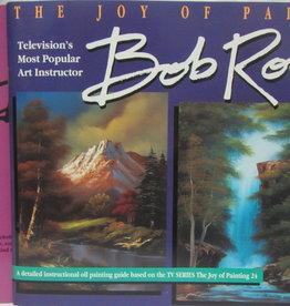 "Malvorlage ""Bob Ross"""