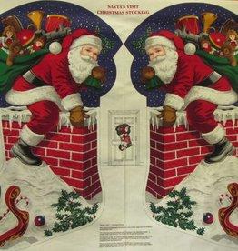 """Stiefelpaneel """"Weihnachtsmann"""""""