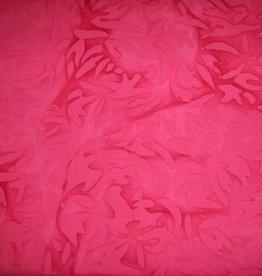 "Stoff ""Batik Phantasiemuster pink"""