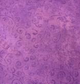 Stoffe Schnörkel in verschiedenen Farbvarianten, erster Satz