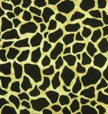 Stoff Giraffenfell Muster