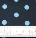 Patchworkstoff Punkte in verschiedenen Farbvarianten