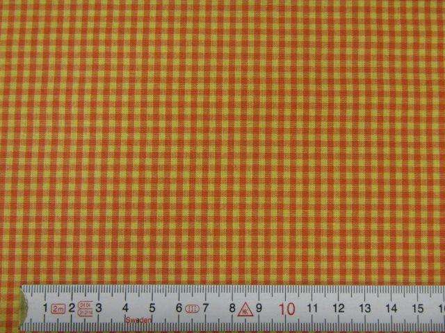 Patchworkstoffe kleinkariert in verschiedenen Farbvarianten