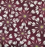 Patchworkstoffe Pusteblumen verschiedene Farbvarianten