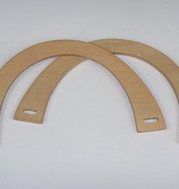 Taschengriffe Holz