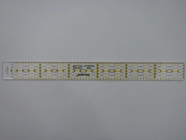 Schneidelineal 3 cm x 30 cm