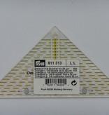 Dreieck für ¼ Quadrate