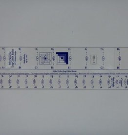 Log Cabin Ruler