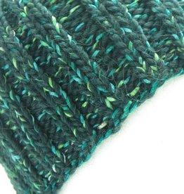 Mütze tannengrün