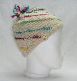 Mütze bunte Streifen