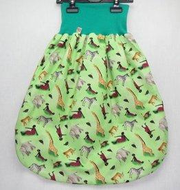 Puk-Sack hellgrün