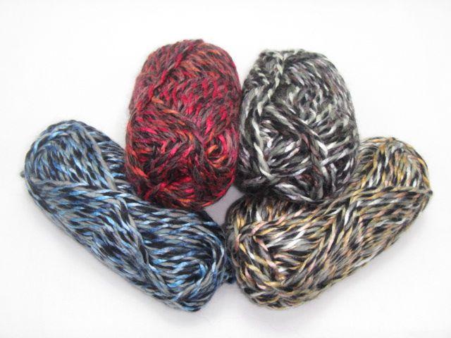 Wolle Kurtenbach Country in 4 Farbvarianten