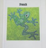 """Patchworkanleitung """"Frosch"""""""