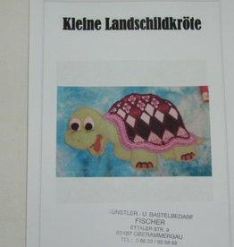 """Anleitung """"Kleine Landschildkröte"""""""