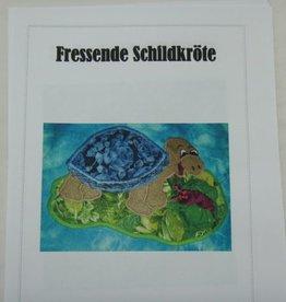 """Anleitung """"Hungrige Schildkröte"""""""