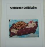"""Patchworkanleitung """"Schlafende Schildkröte"""""""
