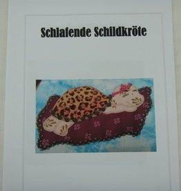 """Anleitung """"Schlafende Schildkröte"""""""