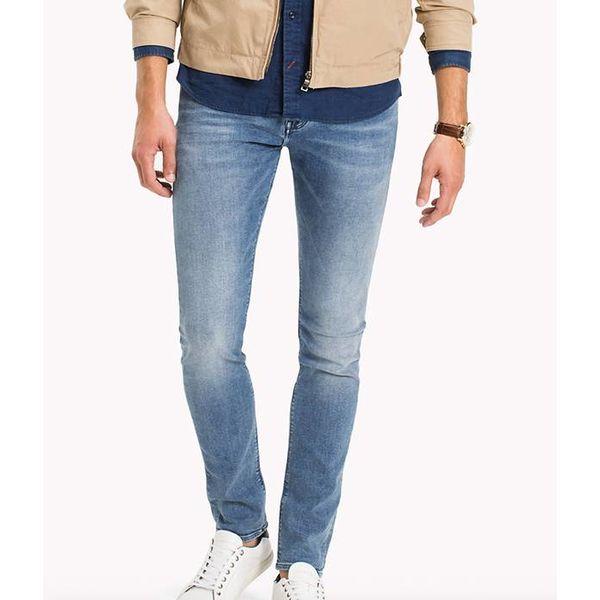 Stonewash extra slim fit jeans