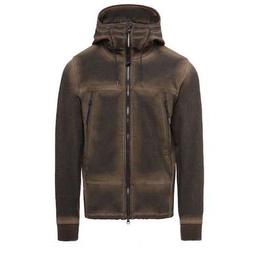 CP Company Re-Colour Soft Shell Goggle Zip Jacket