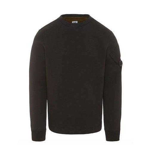 CP Company Scuba Fleece Lens Pocket Crew Sweatshirt