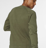 Denham sweater green 01-18-07-60-012