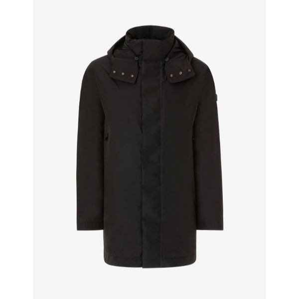 coat tupi black