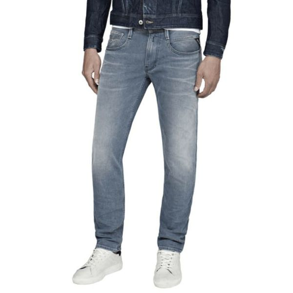 jeans grijs/blauw