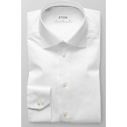 Eton wit dress-shirt