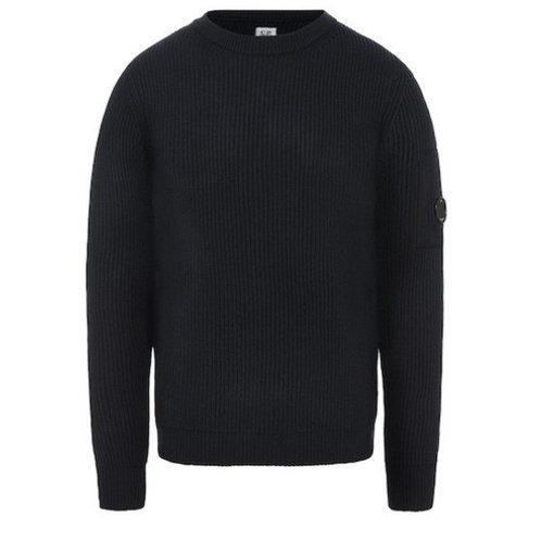 CP Company Knit d. blauw