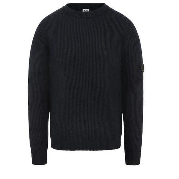 knit d. blauw
