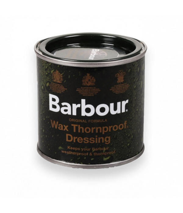 Barbour wax