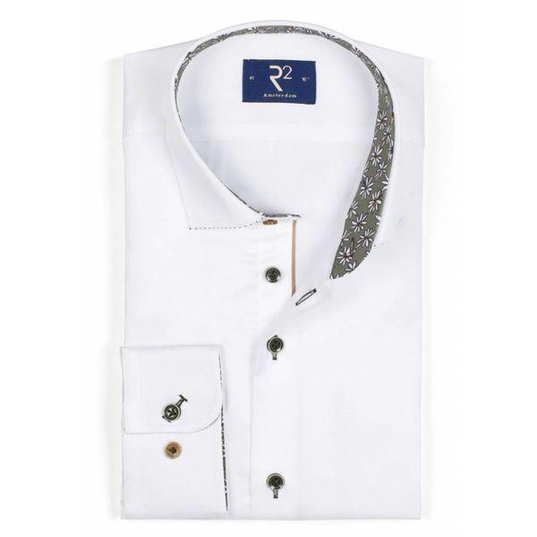 R2 dress-shirt wit