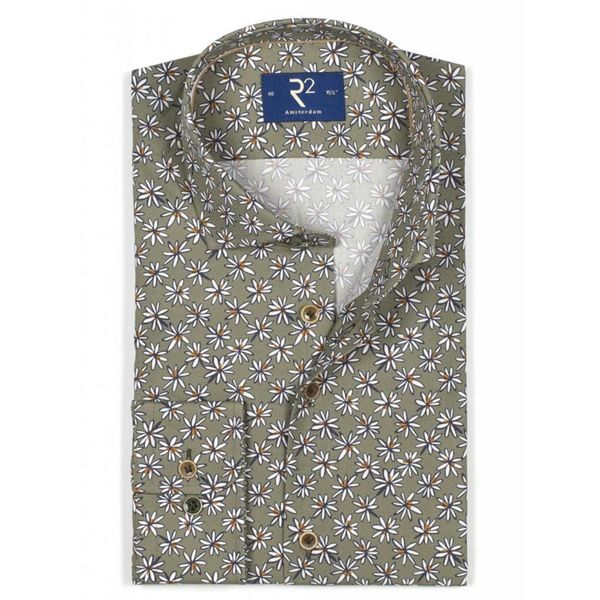 R2 dress shirt bloem