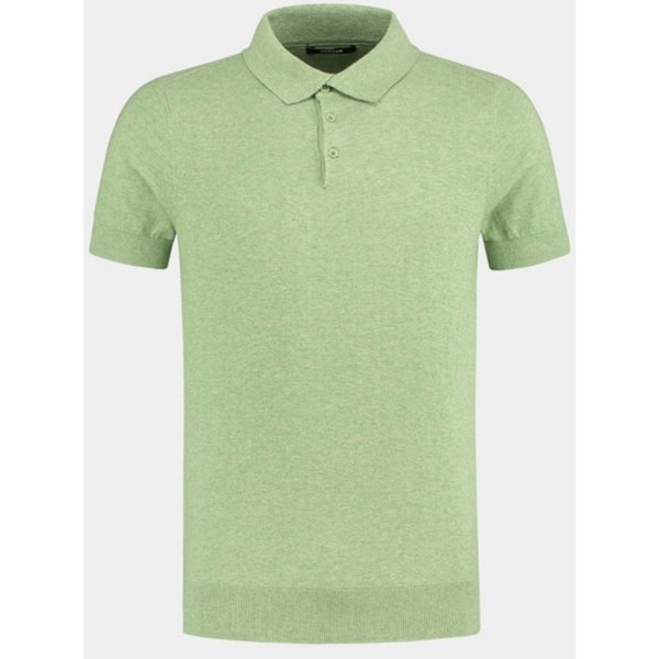 polo shirt l. groen