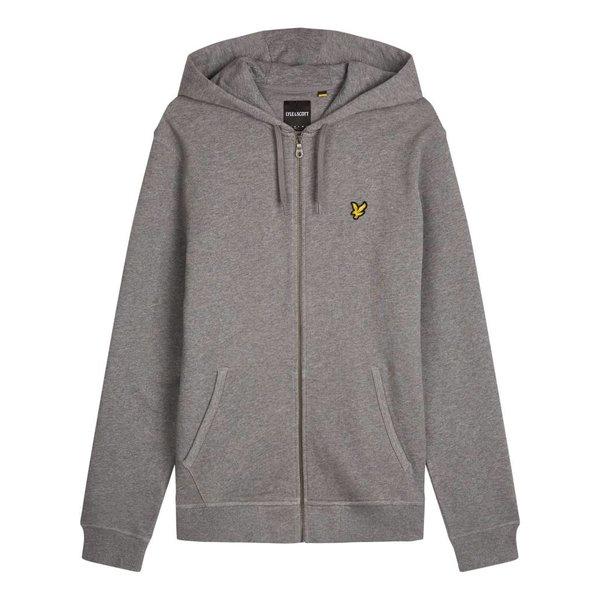 zip hooded