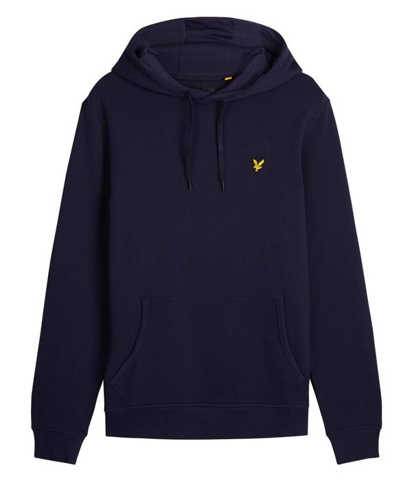 Lyle & Scott l&s ml416vtr pullover hoodie