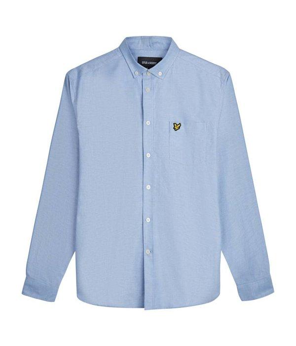 Lyle & Scott lw614vtr oxford shirt