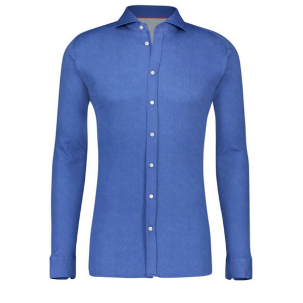 Desoto oxford stretch shirt div. kleuren